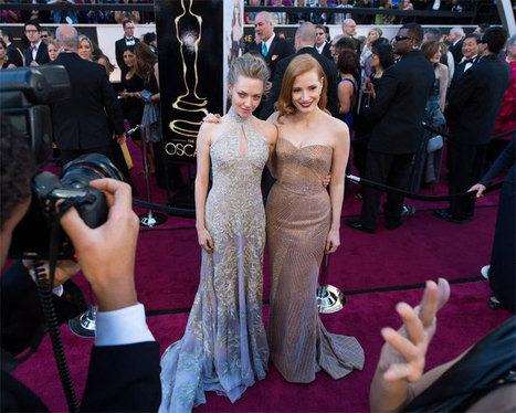 On the Red Carpet: Celebrity Fashion at the 2013 Academy Awards | Fashion News by JustLuxe | Addicted to fashion | Scoop.it