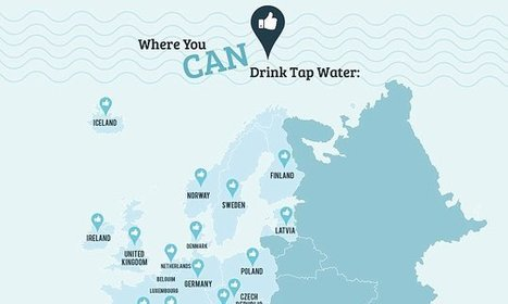 Where you can and can't drink tap water in Europe | All about water, the oceans, environmental issues | Scoop.it