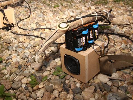 transducer, 2009 - Grit Ruhland   DESARTSONNANTS - CRÉATION SONORE ET ENVIRONNEMENT - ENVIRONMENTAL SOUND ART - PAYSAGES ET ECOLOGIE SONORE   Scoop.it