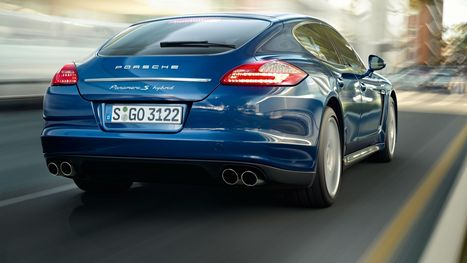 Porsche is tops, Hyundai up in Power quality study - USA TODAY   first topic   Scoop.it