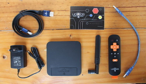 Ugoos UT4 TV Box Giveaway | Embedded Systems News | Scoop.it