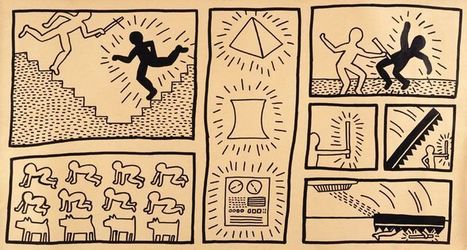 Keith Haring, toujours envie. (LIBERATION) | Les expos du CENTQUATRE dans la presse | Scoop.it