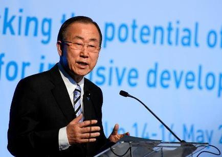 UN chief to discuss climate change in China | Sustain Our Earth | Scoop.it