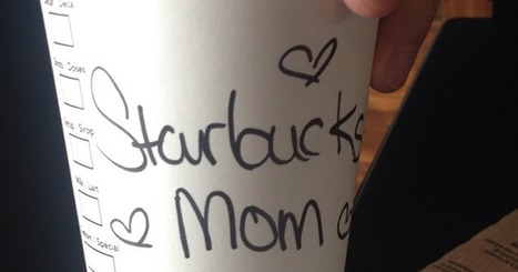 12 Ways Starbucks Totally Saved You as a Parent | ♨ Family & Food ♨ | Scoop.it
