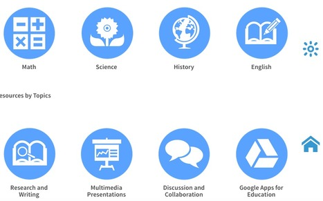 Tech Tools by Subject and Skills | Educatief Internet | Scoop.it