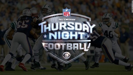 How to watch Thursday's NFL game on Twitter | SportonRadio | Scoop.it