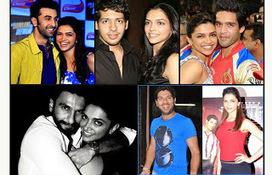 Deepika padukone with her various men - world of celebrity | deepika padukone hot photos | Scoop.it