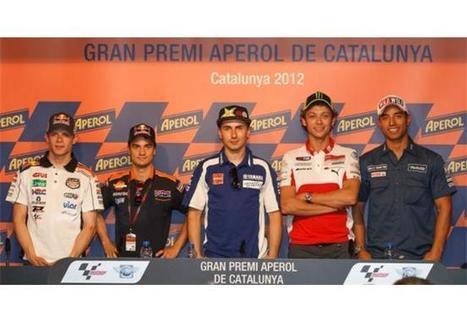 Όλα έτοιμα στην Βαρκελώνη!   MotoGP World   Scoop.it