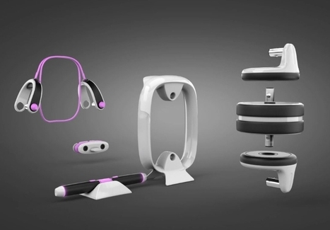 Futuristic innovations to enhance your home gym   Physical and Mental Health - Exercise, Fitness and Activity   Scoop.it
