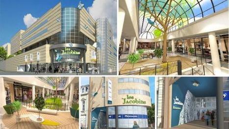 Consommation au Mans. Le centre des Jacobins relooké | acteurs du retail - centres commerciaux, proximité, web | Scoop.it