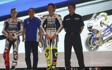 Silenia Gera: MotoGp, ecco l'abito di gala Yamaha per il Mondiale 2014 | La rivista del motociclista | Scoop.it