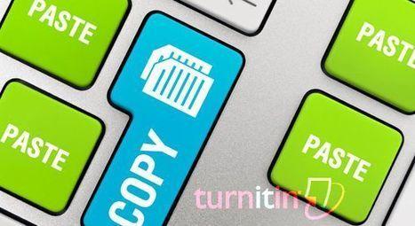 Turnitin: la herramienta para prevenir el plagio | e-learning y aprendizaje para toda la vida | Scoop.it