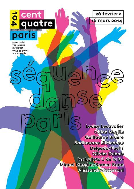 104 à Paris :: séquence danse Paris | Tous les événements à ne pas manquer ! | Scoop.it