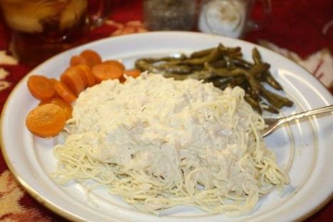 Creamy Chicken - delicious food from United States of America   Recipes and Foods   Scoop.it
