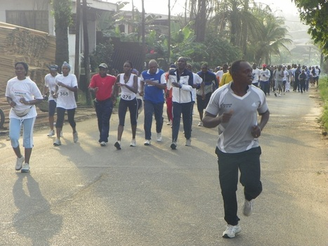 Breast cancer awareness in Cameroon and Nigeria| Run For a Cure Africa | Women's WorldWide Web | Social Impact | Scoop.it