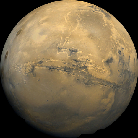 Valles Marineris: Facts About the Grand Canyon of Mars   Amazing Science   Scoop.it