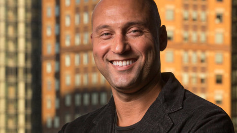 Jeter Prepares to Turn a Page and Publish Many Others - New York Times | New ways of publishing | Scoop.it