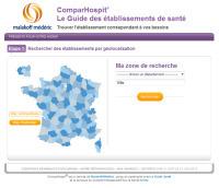 Malakoff Médéric lance un comparateur d'hôpitaux en ligne | E-Health | Scoop.it