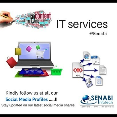 Researching On Best IT Services UK To Make Informative Decision | SENABI Infotech Limited | Scoop.it