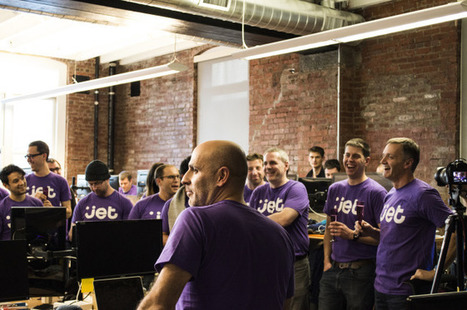 Crushing Amazon Would Be Nice, But Jet.com Also Wants to Boost Small Merchants | Peer2Politics | Scoop.it