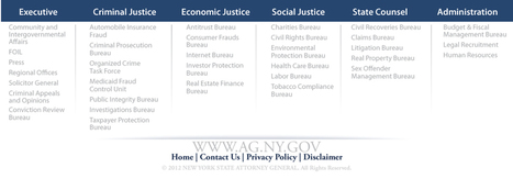 A.G. Schneiderman Announces Agreement With 19 Companies To Stop Writing Fake Online Reviews And Pay More Than $350,000 In Fines | Eric T. Schneiderman | Public Relations & Social Media Insight | Scoop.it
