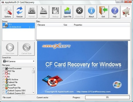CF Card Recovery For Mac and Windows | cfcardrecovery | Scoop.it