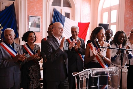 Antilles-Guyane : Retour sur le séjour d'Alain Juppé | Veille des élections en Outre-mer | Scoop.it