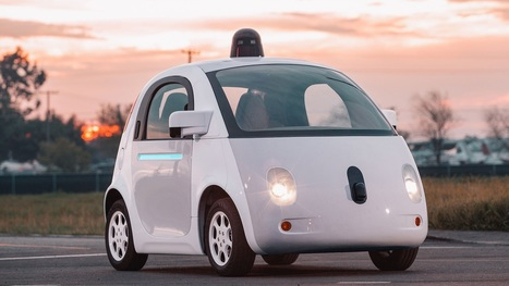 Voiture autonome : Google, Uber, Volvo, Ford et Lyft font alliance - Business - Numerama | Innovation, Big Data, Open Data, Internet of Things, Smart Homes & Cities, 3D printing | Scoop.it