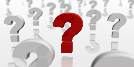 Become a Question Collector | Surviving Leadership Chaos | Scoop.it
