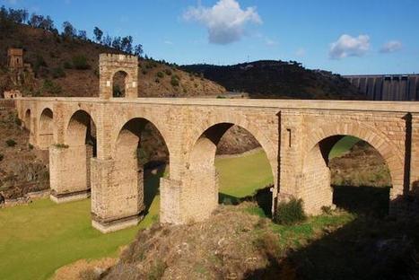 El puente de Trajano | Arkiplus | Mundo Clásico | Scoop.it