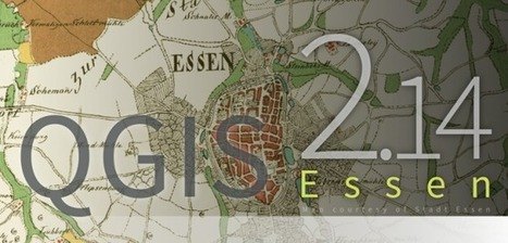 QGIS 2.14 'Essen' is released! | Skills and tools  for making and presenting environmental decisions | Scoop.it