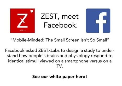 Consumer Neuroscience, Consulting & Research | ZESTx Labs | Transmedia Storytelling meets Tourism | Scoop.it