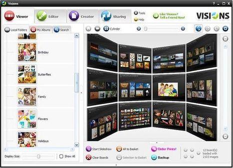 Visions, visor en 3D y editor gratuito para tus imágenes   LAS TIC EN EL COLEGIO   Scoop.it