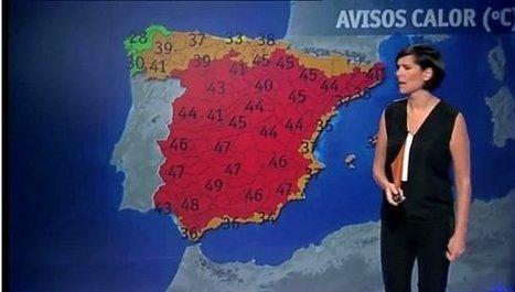 Un vídeo de la ONU simula la previsión del tiempo en España el año 2050   Ciència al CFA Palau de Mar   Scoop.it