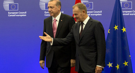 Dark Side of EU-Turkey Deal: 'Dirty Blackmail Agreement With Erdogan' | Global politics | Scoop.it
