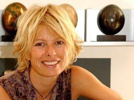Anne d'Autruche, sculpteur d'œufs | Artistes de la Toile | Scoop.it