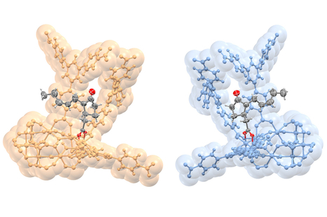 A new way to display the 3-D structure of molecules | Fragments of Science | Scoop.it