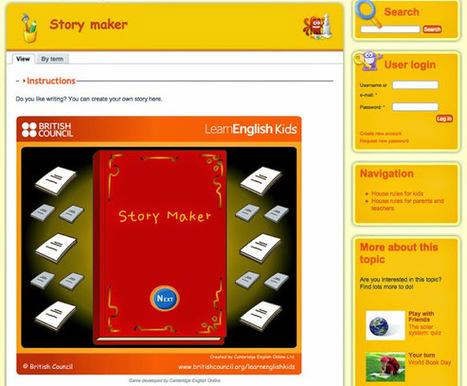 9 herramientas para Crear Narraciones Digitales Gratis | Con visión pedagógica: Recursos para el profesorado. | Scoop.it