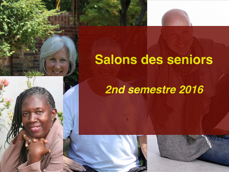 Les salons seniors à ne pas manquer au 2nd semestre 2016 | Seniors | Scoop.it