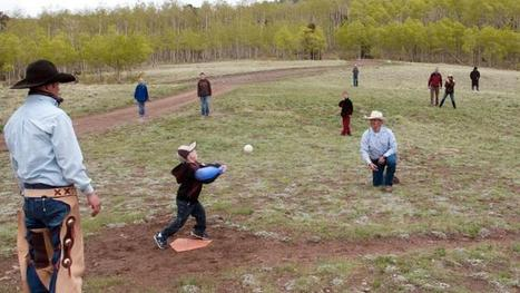 Colorado Dude Ranch Vacations for the Family | Colorado.com | Dude Ranch Vacations | Scoop.it