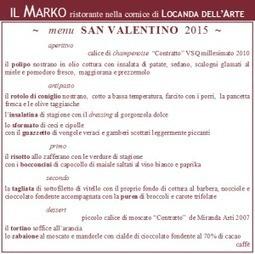 San Valentino 2015 . 0   the menu   Scoop.it