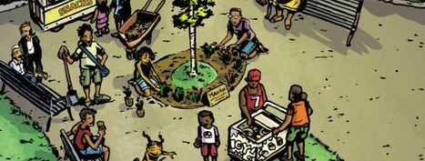 Comics in the Classroom: Environmental Lessons Made Fun   Graphic Novels & Comic Makers   Scoop.it