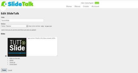 Scegliamo la voce per la nostra presentazione online | effective presentation | Scoop.it