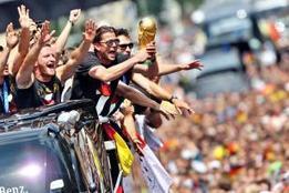 Duh! Pemain Jerman Rusak Trofi Piala Dunia | FIFA World Cup 2014 Brasil | Piala Dunia 2014: Jerman | Scoop.it