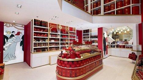 Maxim's de Paris ouvre une première épicerie fine à Paris - Lecoq gourmand   Gastronomie Française 2.0   Scoop.it