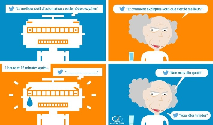 Social Media: les dangers du logiciel d'automatisation | Solutions locales | Scoop.it