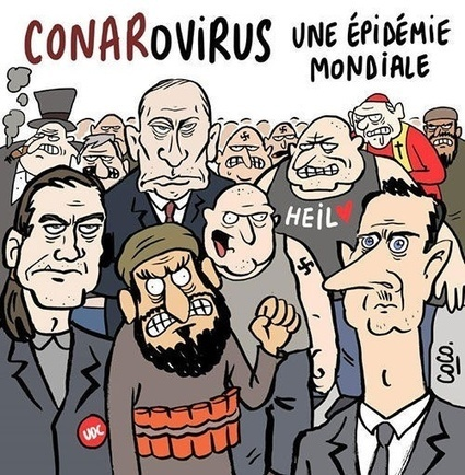 Le Conarovirus | Dessin de presse | Scoop.it