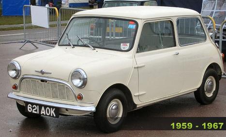 Mini Production History, History of Minis at Allmini™ Glossop, Derbyshire | Austin Mini | Scoop.it