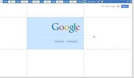 Des ressources pour accélérer l'intégration HTML et CSS avec Google Chrome | Au fil du Web | Scoop.it