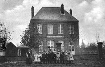 Au Fil du Temps...: La Mairie et les écoles de Sahurs. | MaisonNet | Scoop.it